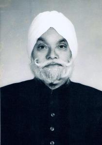 1.1 Ravinder Prof. Piara Singh Gill- Jalandhar, India - 1972 - Pic. by Jang Bahadur Gill