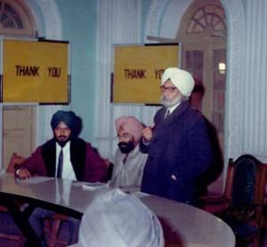 1.Ravinder Ravi Sanman Samagam -Ravinder Ravi, Sant Singh Sekhon &  Mohan Singh  - Phagwara - Dec. 1969