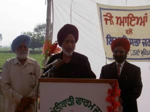 5. Mohinder Dosanjh & Ravinder Ravi - Dosanjh Farm, Jagat Pur - 2006