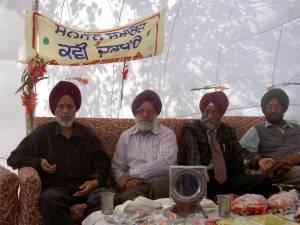 9. Ravinder Ravi, Gulzar Sandhu & Dr. Atamjit - Jagat Pur - 2006