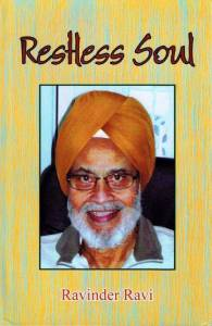 11. Restless Soul - Poetry - Second Edition published in 2008