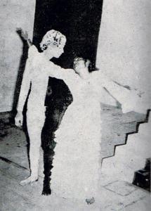 3. Beemaar Sadi - First Performance Picture 1976 - MARD - Pritam Singh Dhindsa and AURAT - Harsharan Kaur Pinky- Punjabi University, Patiala, India