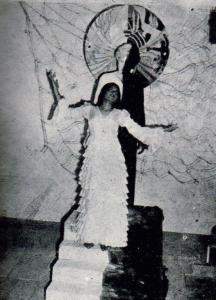 6. Beemaar Sadi - First Performance Picture 1976 - AURAT - Harsharan Kaur Pinky - Punjabi University, Patiala, India
