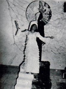 7. Beemaar Sadi - First Performance Picture 1976 - AURAT - Harsharan Kaur Pinky - Punjabi University, Patiala, India